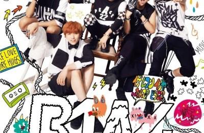 B1A4 – What's Happening – Japanese Ver.- (イゲ ムスン イリヤ ~なんで?どうして?)