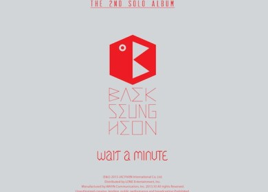 Baek Seung Heon (백승헌) – Wait A Minute
