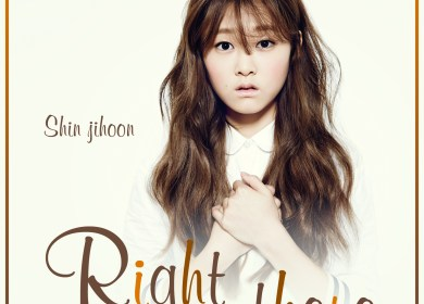Shin Ji Hoon (신지훈) – Right There