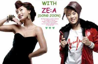 Kim Sori (김소리) & Dong Jun (ZE:A) – Burning Down (타버렸어요)