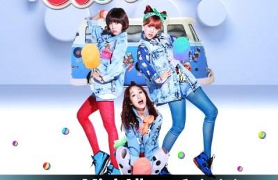 Pungdeng-E/Pungdeng2 (풍뎅이) – Cotton Candy (솜사탕)