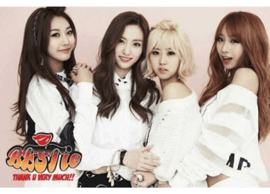 BESTie – THANK U VERY MUCH