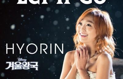 Hyorin (효린) – Let It Go (Korean Ver.)