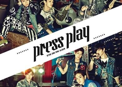 BTOB (비투비) – Press Play (feat. G.NA)