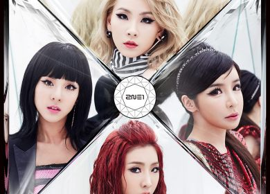 2NE1 – I Love You (Japanese Ver.)