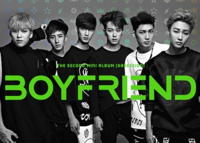 BOYFRIEND – Love Game (You Fox/여우야)