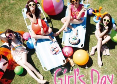 Girl's Day – Summer Party (Intro)