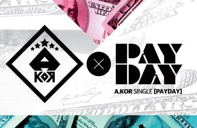 A.KOR (에이코어) – Payday