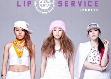 Lip Service (립서비스) – Too Fancy (돈비싸)