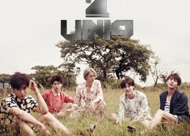 UNIQ (유니크) – Falling In Love (Chinese Version)