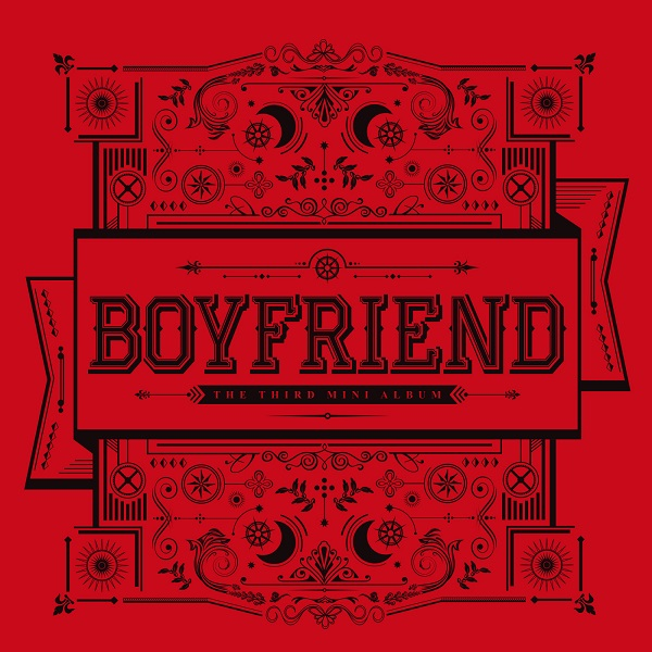 boyfriend - obsession
