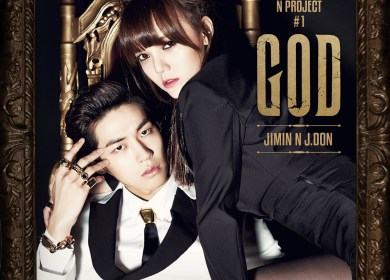 JIMIN N J.DON – GOD