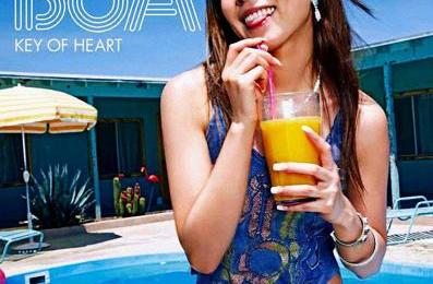 BoA (보아) – Key Of Heart (Japanese ver.)