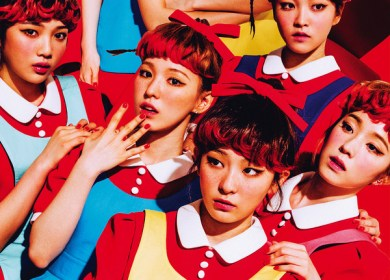 Red Velvet – Huff n Puff