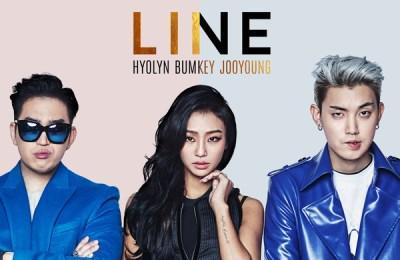 Hyorin, Bumkey, & Jooyoung – Love Line