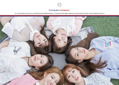 LABOUM (라붐) – 3 Strike Out