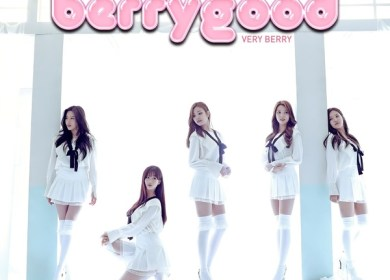 Berry Good – Love Letter (2016 Version)