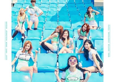 TWICE – CHEER UP