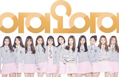 I.O.I & Produce 101 Lyrics Index