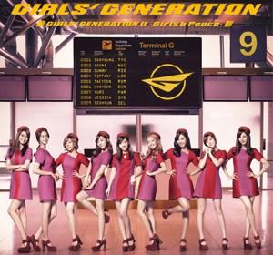 Girls' Generation (少女時代)  – T.O.P