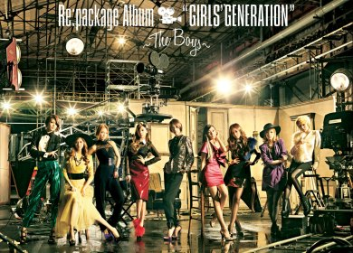 Girls' Generation (少女時代) – Bad Girl (OT8 Ver.)