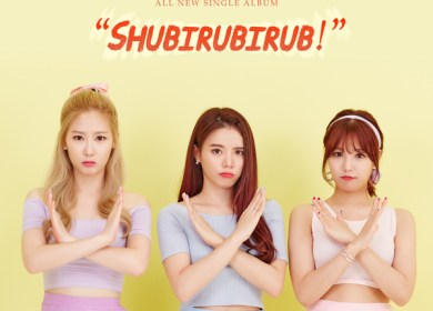 Gavy NJ – SHUBIRUBIRUB (슈비루비룹)