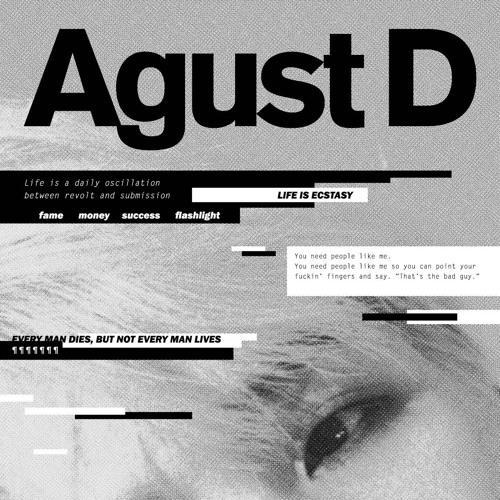 Agust D (BTS' Suga) - Agust D » Color Coded Lyrics
