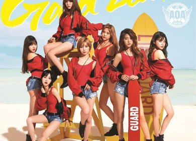 AOA – Good Luck (Japanese Ver.)