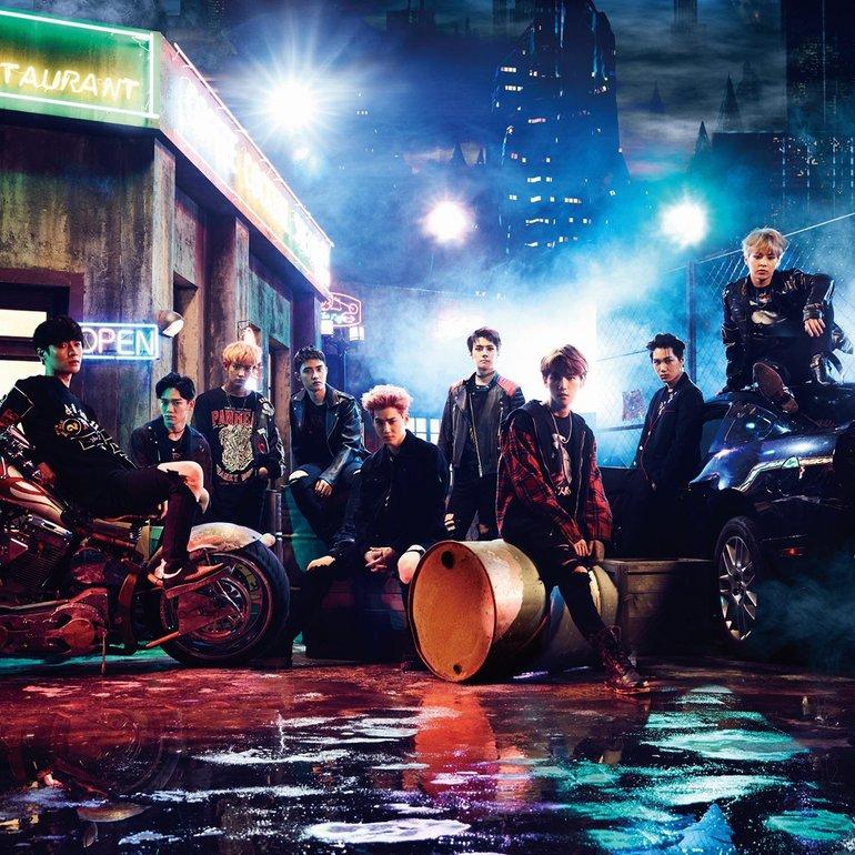 EXO - Coming Over Lyrics » Color Coded Lyrics