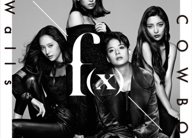 f(x) – 4 Walls (Japanese Ver.)