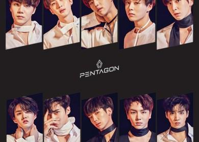 PENTAGON – Pretty Pretty (Japanese Ver.)