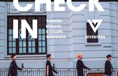 SEVENTEEN – Check-In