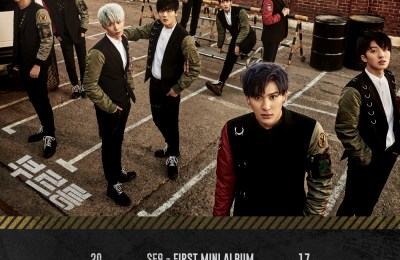 SF9 – 靑春; Tell Me What It Is