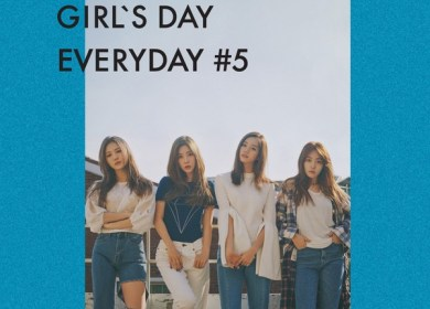 Girl's Day – Don't Be Shy