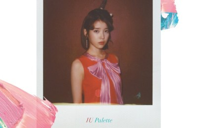 IU – Palette (feat. G-DRAGON)