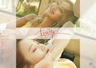 HYOLYN (효린) X Kisum (키썸)  – FRUITY (Prod. GroovyRoom)