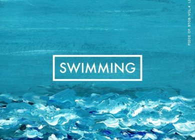 Lim Hyunsik of BTOB – SWIMMING
