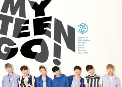 MYTEEN – Day by Day (짜장면)