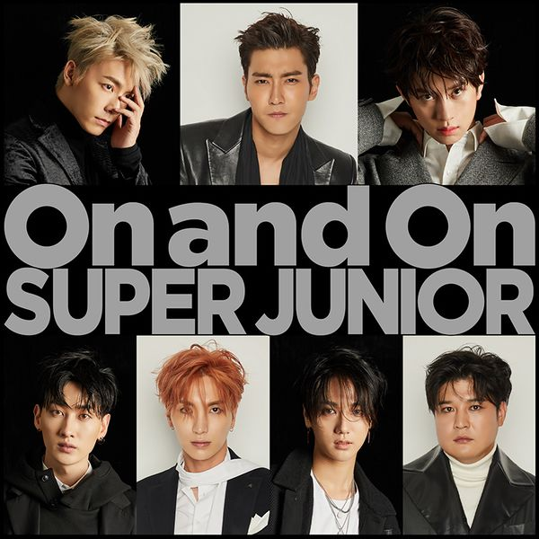 Download SUPER JUNIOR - On And On Mp3