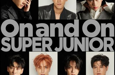 Super Junior – Black Suit (Japanese Ver.)