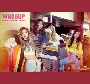 WA$$UP – Color TV