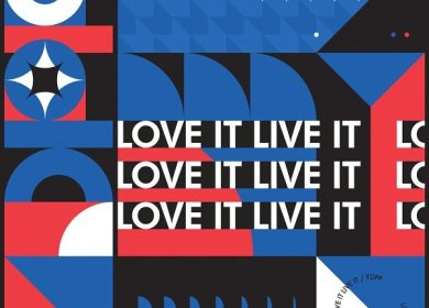 YDPP – LOVE IT LIVE IT