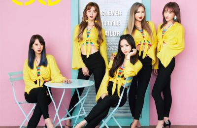 EXID – UP&DOWN (Japanese Ver.)