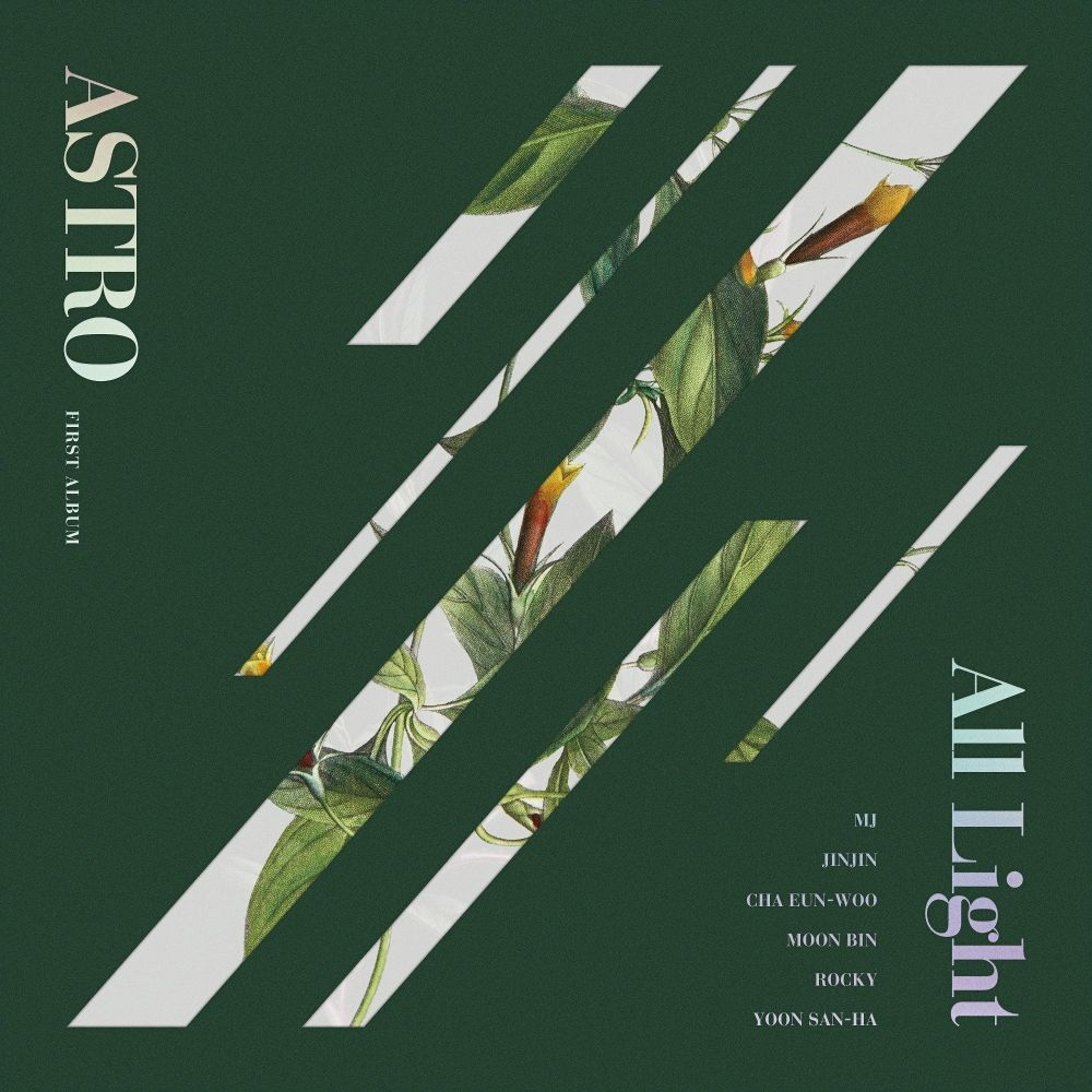 ASTRO - All Night (전화해) » Color Coded Lyrics