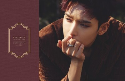 Ryeowook (려욱) – I'm not over you (너에게)
