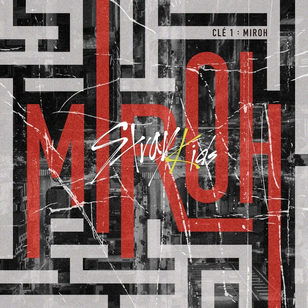 Stray Kids - MIROH » Color Coded Lyrics