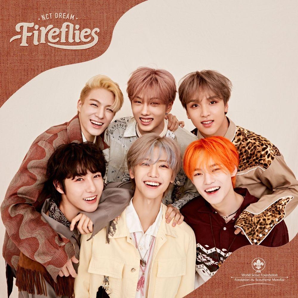NCT DREAM - Fireflies » Color Coded Lyrics