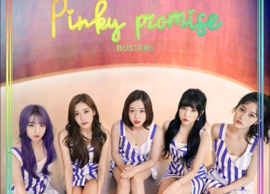 Busters (버스터즈) – Pinky Promise