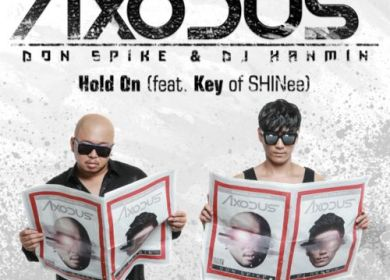 AXODUS – Hold On (feat. Key of SHINee)