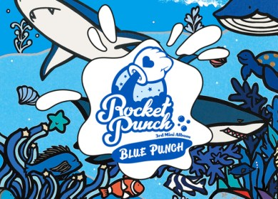 Rocket Punch – JUICY